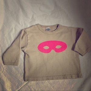 Atsuyo Et Akiko Baby Girl Cotton Sweater 6mo
